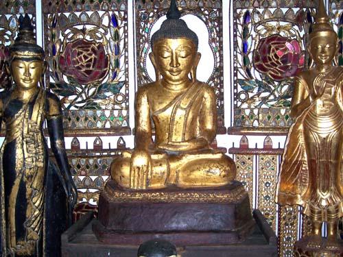 burma buddhas